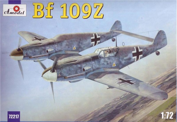 AMO72217   Messerschmitt  Bf-109Z (thumb15393)