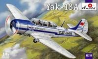 AMO72218   Yakovlev Yak-18 Soviet primary trainer aircraft (thumb15395)