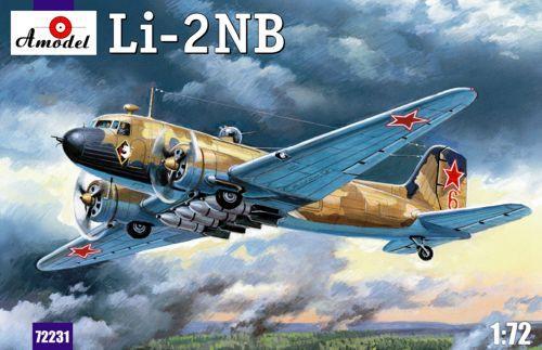 AMO72231   Lisunov Li-2NB Soviet light bomber (thumb15419)