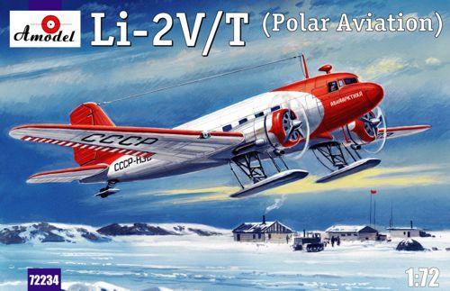 AMO72234   Lisunov Li-2V/T Soviet polar aircraft (thumb15423)