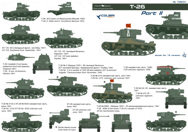CD72031   Т-26 Part II (thumb14135)