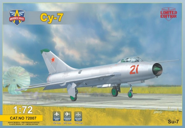 MSVIT72007   Sukhoi Su-7 Soviet fighter (thumb13257)