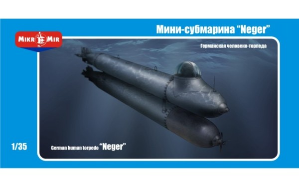 MMir35-001    German human torpedo 'Neger' (thumb13480)