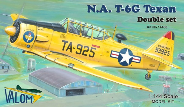VM14408   N.A.T-6G Texan (double set - yellow series) (thumb17821)