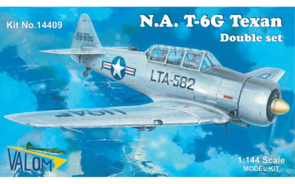 VM14409   N.A.T-6G Texan (double set - silver series) (thumb17823)
