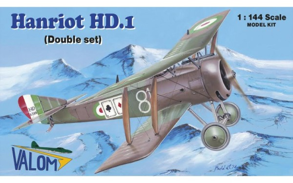 VM14411   Hanriot HD.1 (double set) (thumb17825)