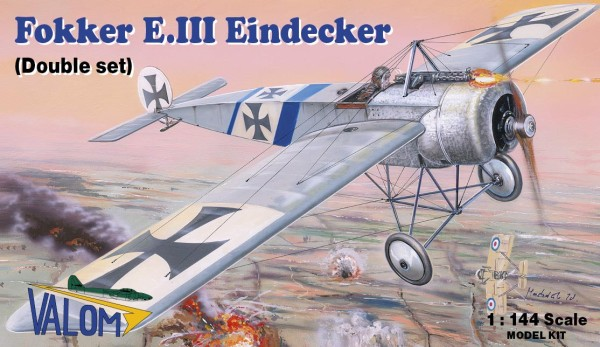 VM14414   Fokker E.III Eindecker (double set) (thumb17831)