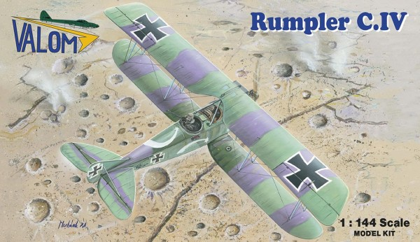 VM14416   Rumpler C.IV (double set) (thumb17835)