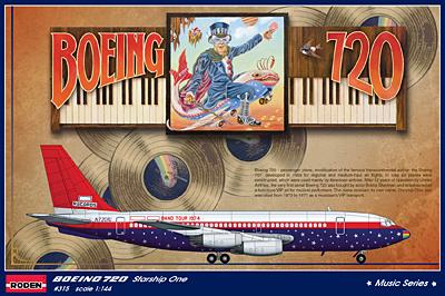 RN315   Boeing 720, Elton John 1974 (thumb20303)
