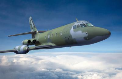 RN316   Lockheed C-140A Jetstar (thumb20307)