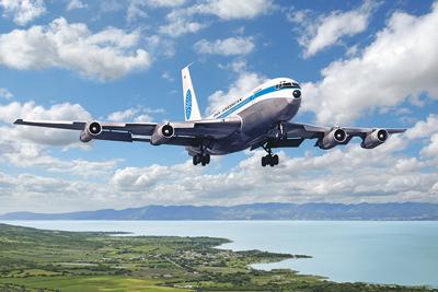 "RN319   Boeing 720B ""Pan American"" (thumb20319)"