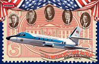RN324   Lockheed VC-140B Jetstar (thumb20339)