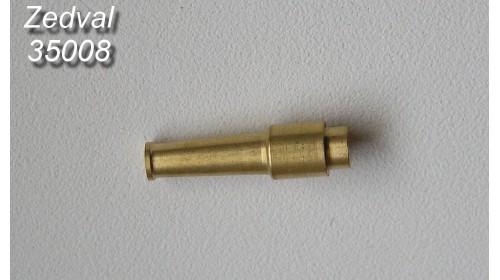 Zd35008     76 мм ствол KT-28  Т-26А, T-35, T-28, БТ-7А (thumb13869)