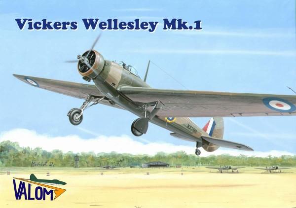 VM72078   Vickers Wellesley Mk.I (thumb17725)