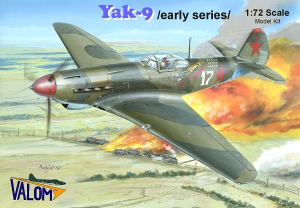 VM72079   Yak-9 (early series) (thumb17727)