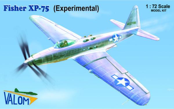 VM72082   Fisher XP-75 Experimental (thumb17733)