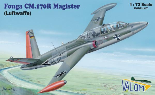 VM72084   Fouga CM.170R Magister (Luftwaffe) (thumb17739)