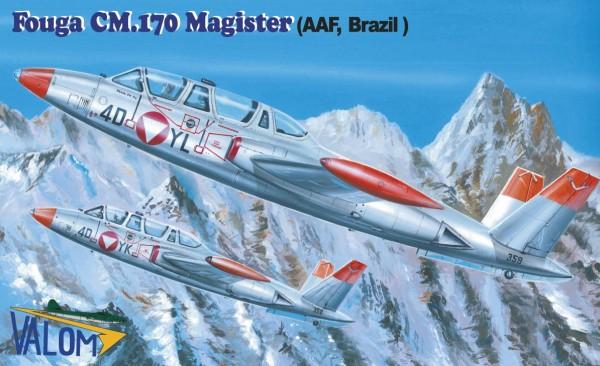VM72091   Fouga CM.170 Magister (AAF, Brazil) (thumb17753)