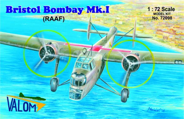 VM72098   Bristol Bombay Mk.I (RAAF) (thumb17769)
