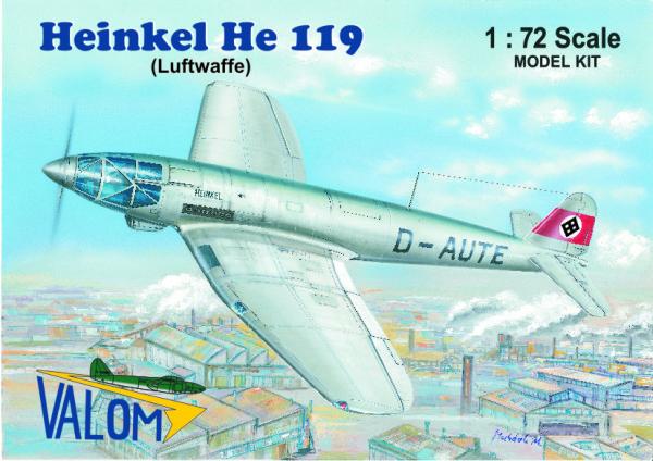 VM72100   Heinkel He 119 (thumb17773)