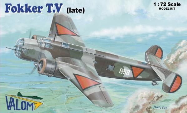 VM72102   Fokker T.V (late) (thumb17781)