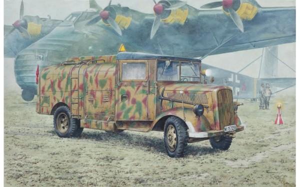 RN730   Opel Blitz Kfz.385 Tankwagen (thumb20500)