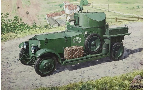 RN731   British armored car (Pattern 1920 Mk.I) (thumb20503)