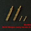 MiniWA48 38a     M134 Minigun (early) barrels (2 pieces) (attach1 14629)