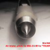 "MiniWA48 34     Air intake, pitots for MiG-21UM for ""TRUMPETER"" (attach3 14621)"