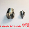 "MiniWA48 44     Air intake for Su-7 family for ""KP"", ""SMER"" (attach3 14637)"