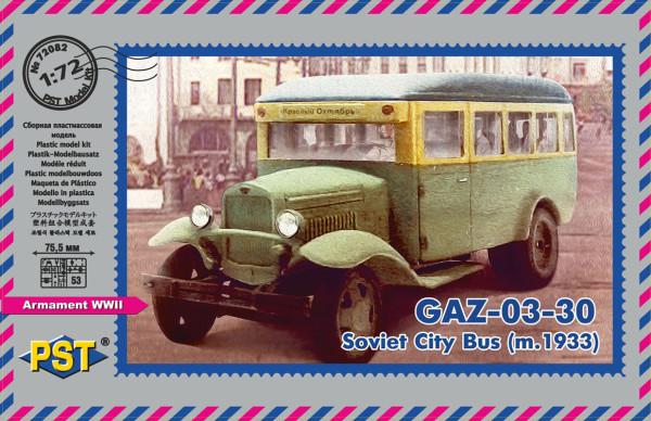 PST72082   Автобус ГАЗ-03-30 (1933) (thumb16036)