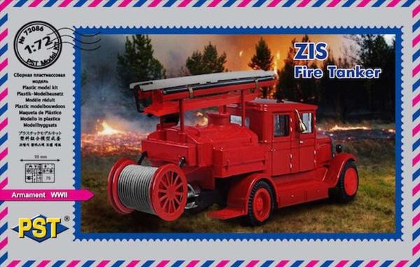 PST72086   ЗИС пожарная машина (thumb16053)