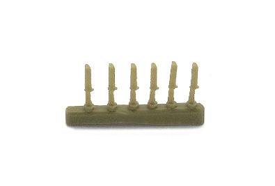 ZebZA35249   Штык-нож для АКМ 12 шт. (thumb16441)