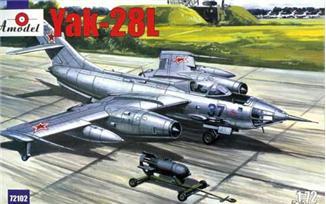 AMO72102   Yakovlev Yak-28L Soviet bomber (thumb15182)