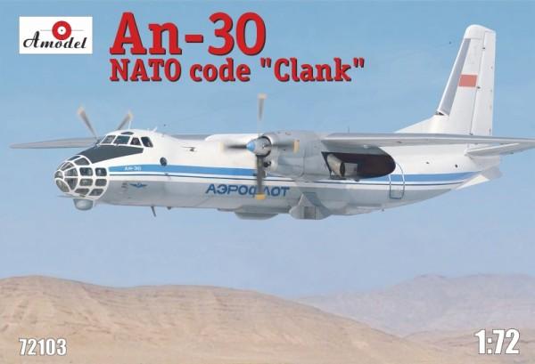 AMO72103   Antonov An-30 'Clank' Soviet aerial cartography aircraft (thumb15184)