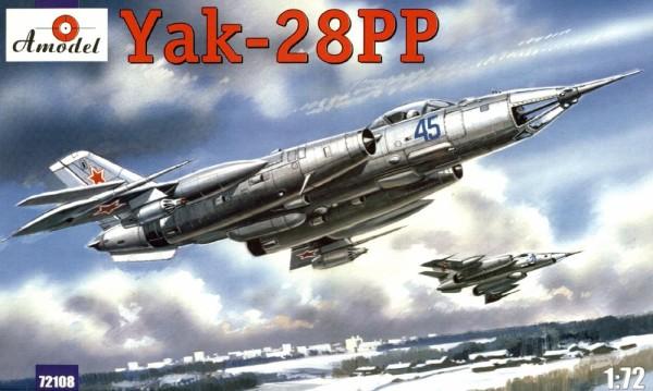 AMO72108   Yakovlev Yak-28PP Soviet aircraft-jammer (Re-release) (thumb15190)