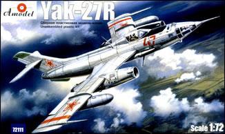 AMO72111   Yakovlev Yak-27R Soviet interceptor (thumb15198)