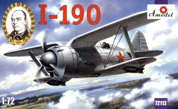 AMO72112   I-190 Soviet aircraft (thumb15200)
