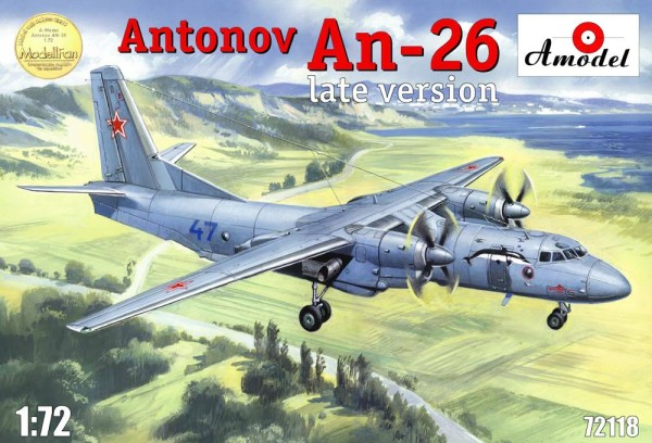 AMO72118   Antonov An-26, late version (thumb15208)