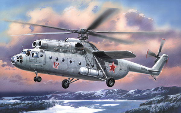 AMO72119   Mil Mi-6 Soviet helicopter, early (thumb15210)