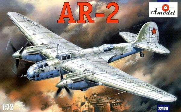 AMO72120   AR-2 Soviet dive-bomber (thumb15212)