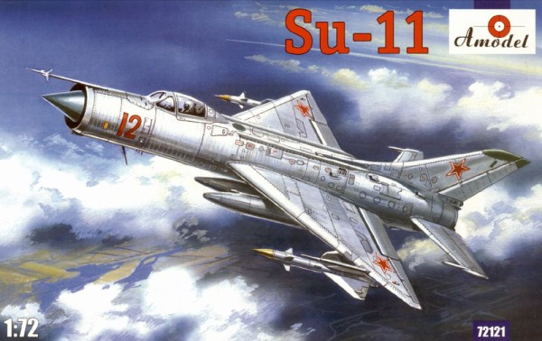 AMO72121   Su-11 Soviet fighter- interceptor (thumb15214)