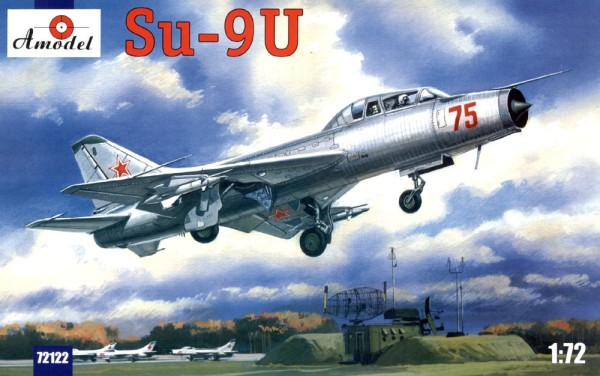 AMO72122   Su-9U Soviet training aircraft (thumb15216)