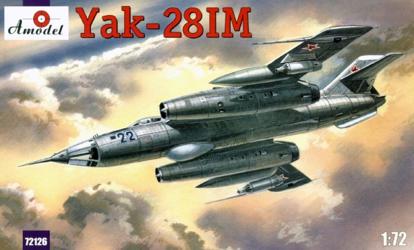 AMO72126   Yakovlev Yak-28IM Soviet bomber (thumb15224)