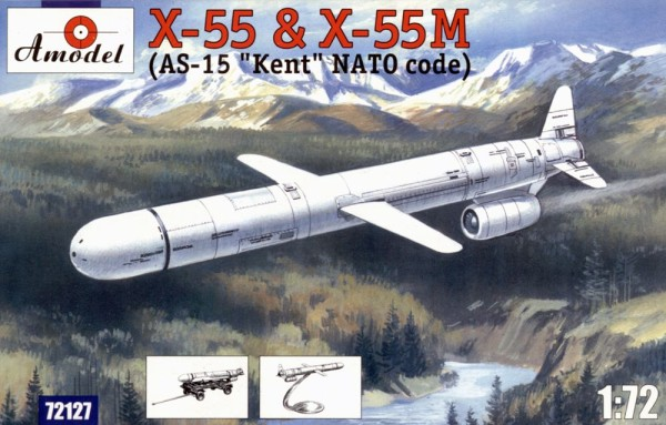 AMO72127   KH-55 & KH-55M 'AS-15 Kent' strategic missile (thumb15226)