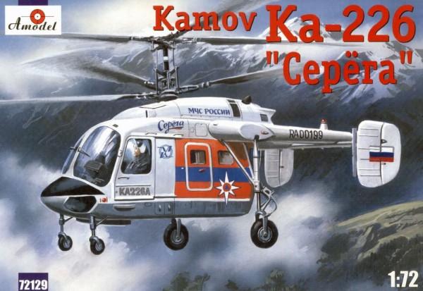 AMO72129   Kamov Ka-226 'Serega' Russian helicopter (thumb15230)