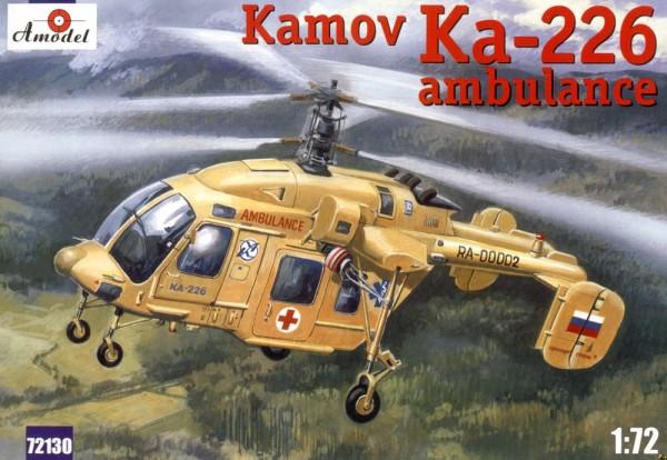 AMO72130   Kamov Ka-226 Soviet ambulance helicopter (thumb15232)