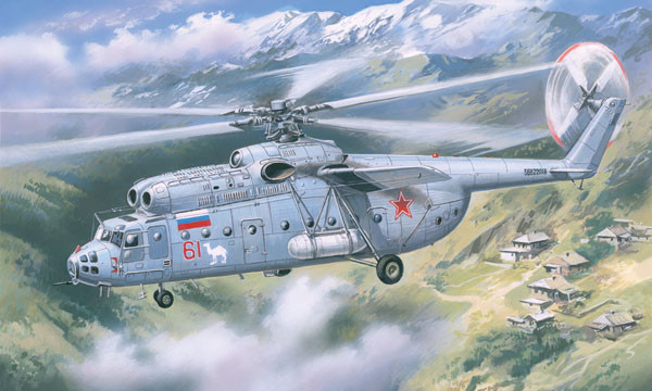 AMO72131   Mil Mi-6 Soviet helicopter, late (thumb15234)