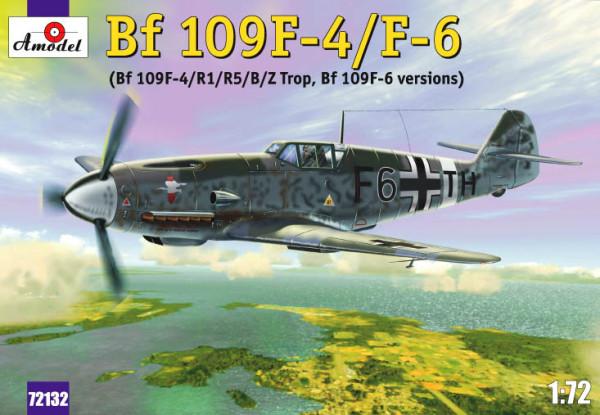 AMO72132   Messerschmitt  Bf-109F4/F6 (thumb15236)