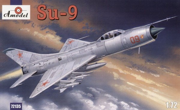 AMO72135   Su-9 Soviet fighter-interceptor (thumb15240)
